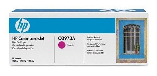 Original HP Color Laserjet Toner Q3973A magenta - Neu & OVP