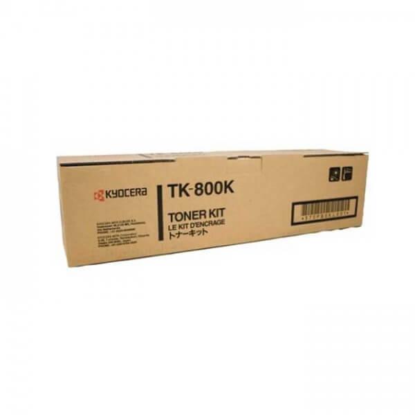 Kyocera Toner TK-800K black - reduziert