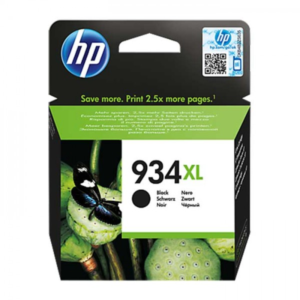 HP 934XL Tinte C2P23AE black