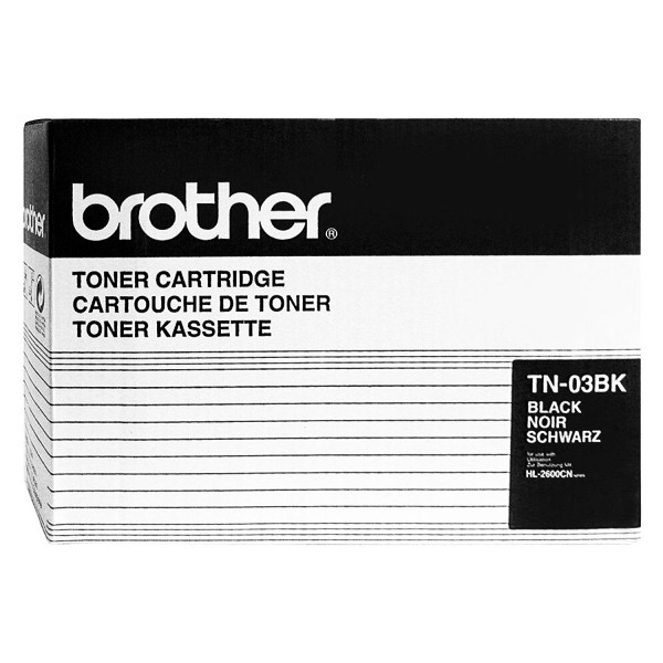 Brother TN-03BK