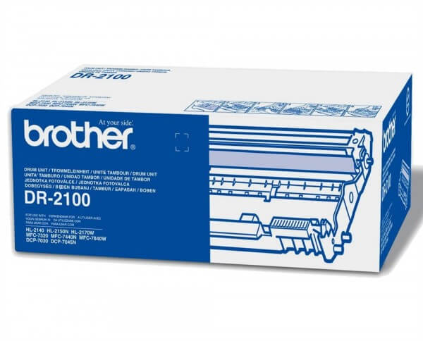 Original Brother Drum DR-2100 black - Neu & OVP