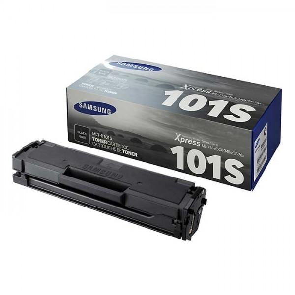 Original Samsung Toner MLT-D101S black - Neu & OVP