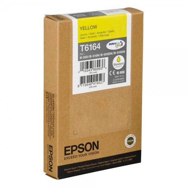 Epson T6164 Tinte C13T616400 yellow