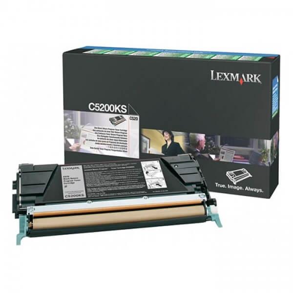 Lexmark Toner C5200KS black