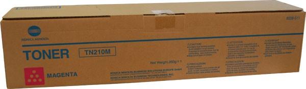 Original Konica Minolta Toner TN210M magenta 8938-511 - reduziert