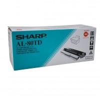 Sharp Toner AL-80TD black