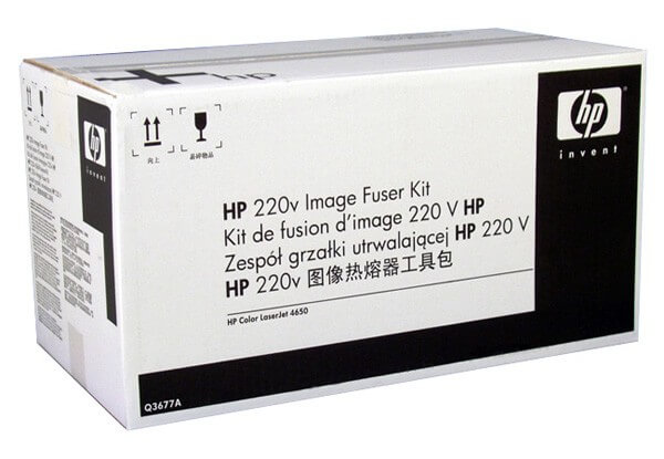 Original HP Color Laserjet Fuser Kit Q3677A - C-Ware