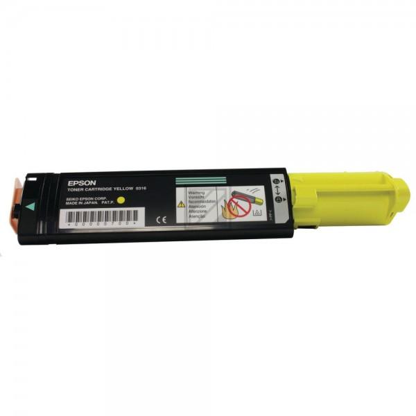 Epson Toner C13S050316 yellow