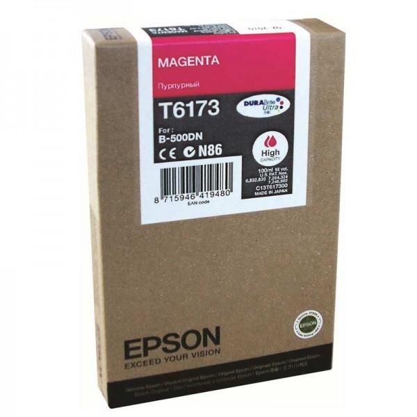 Epson T6173 Tinte C13T617300 magenta - C-Ware