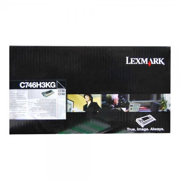 Lexmark Toner C746H3KG black
