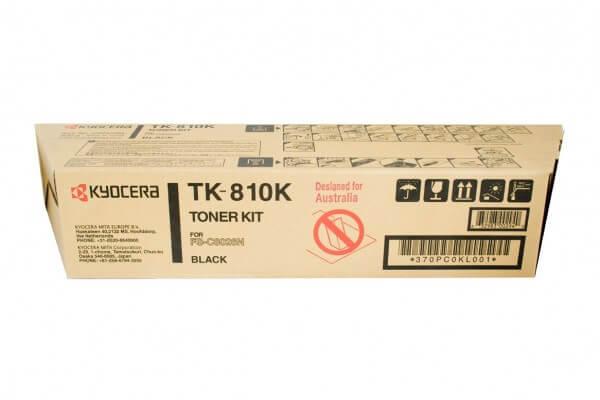 Original Kyocera Toner TK-810K black - reduziert