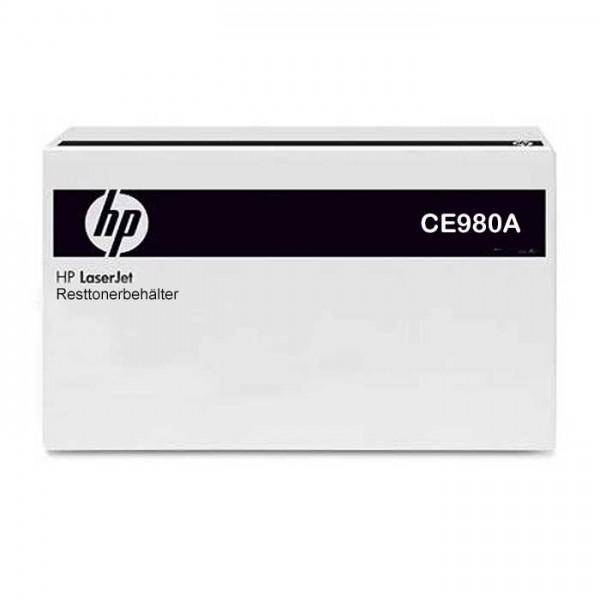 HP Color Laserjet Resttonerbehälter CE980A black