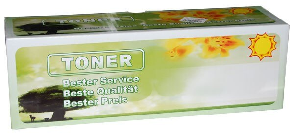 komp. Toner HP CLJ 1600/2600/2605 Q6002A yellow - Neu & OVP