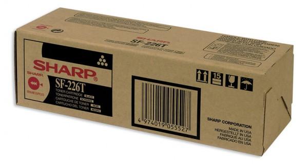Original Sharp Toner SF-226T1 black - Neu & OVP