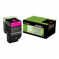 Lexmark Toner 80C2XME magenta