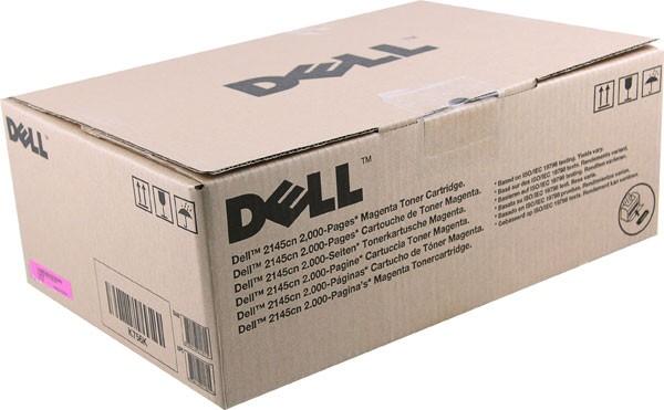 Original Dell K756K Toner 593-10374 magenta - Neu & OVP