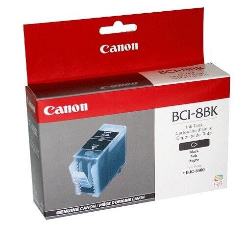 Canon Tinte BCI-8BK black