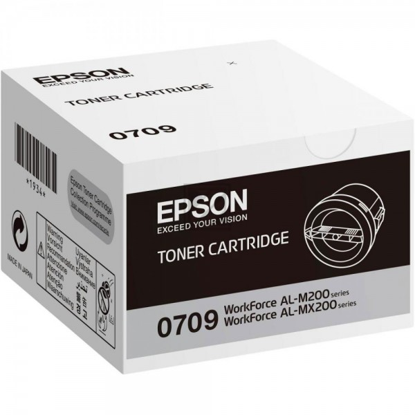 Epson Toner C13S050709 black