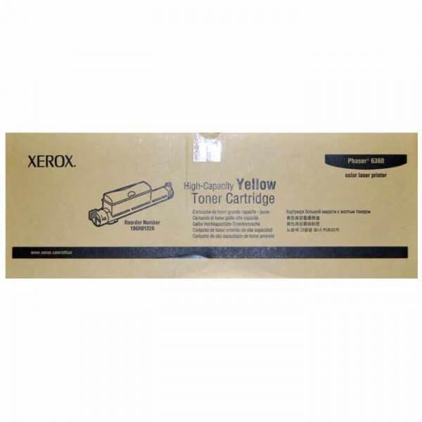 Original Xerox Toner 106R01220 yellow - reduziert