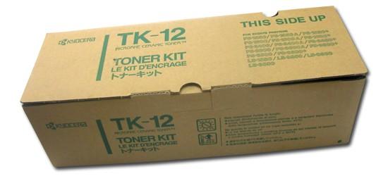 Kyocera Toner TK-12 black