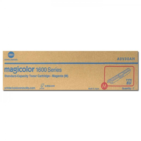 Original Konica Minolta Toner A0V30AH magenta - Neu & OVP