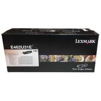 Original Lexmark Toner E462U31E black - Neu & OVP