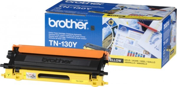 Brother Toner TN-130Y yellow - C-Ware