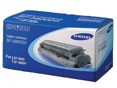 Samsung Toner SF-5800D5 black