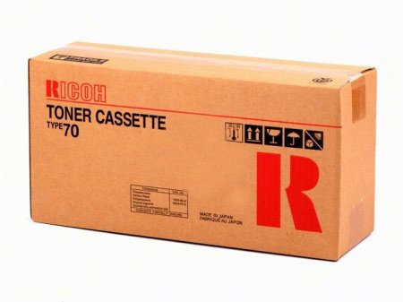 Original Ricoh Fax Toner 339474 Type 70 black - reduziert