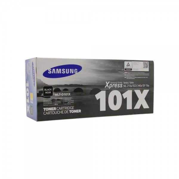 Samsung Toner MLT-D101X/ELS black