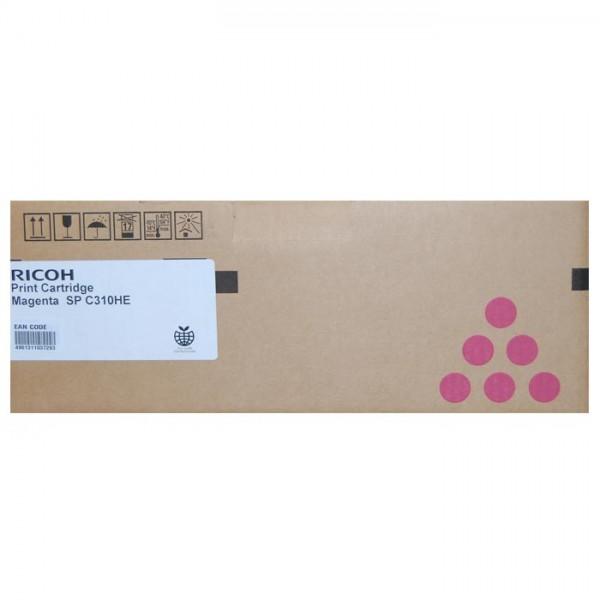 Ricoh Toner 406481 TYP SPC310HE magenta - reduziert