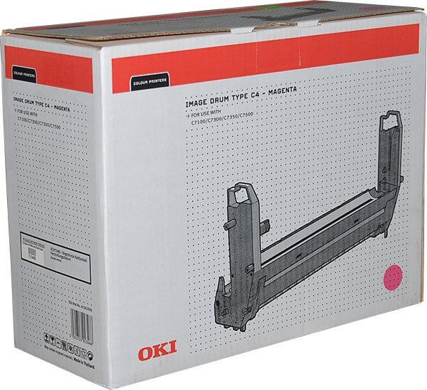 OKI Type C4 Image Drum 41962806 magenta