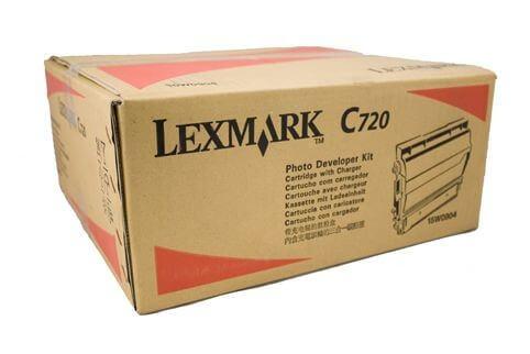 Original Lexmark Fotoleiter 15W0904 black - reduziert