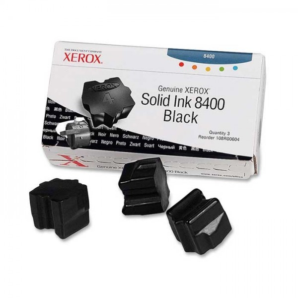 Xerox Solid Ink Sticks 108R00604 black