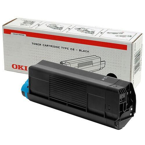 OKI Toner 42804508 black - reduziert