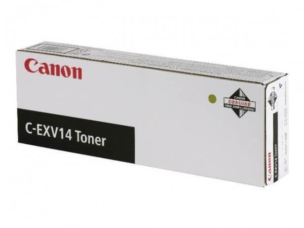 Canon C-EXV14 Toner 0384B002 black