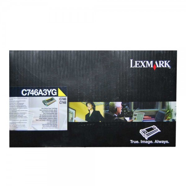 Lexmark Toner C746A3YG