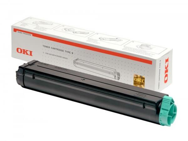 Original OKI Type 9 Toner 01103402 - C-Ware