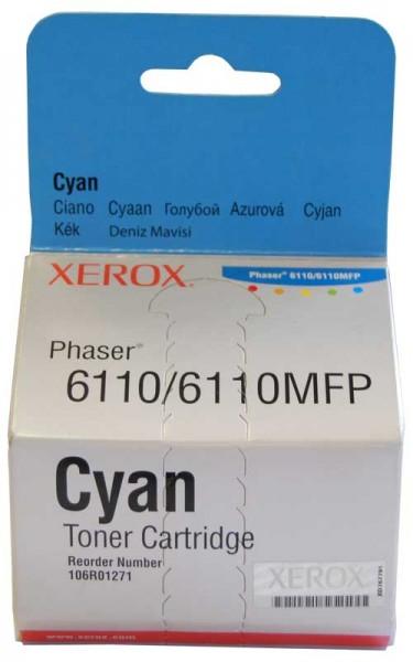 Xerox Toner 106R01271 cyan