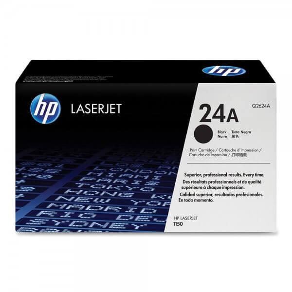 HP Laserjet Toner Q2624A black - reduziert
