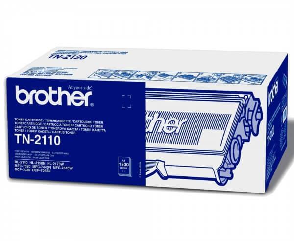 Brother Toner TN-2110 black