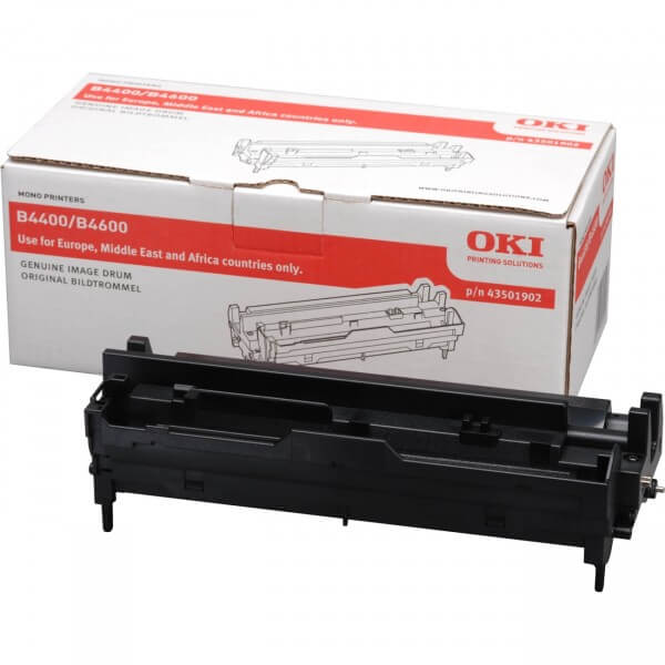 OKI Bildtrommel 43501902 black