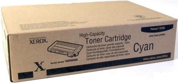 Xerox Toner 106R00680 cyan