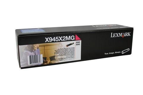 Lexmark Toner X945X2MG magenta