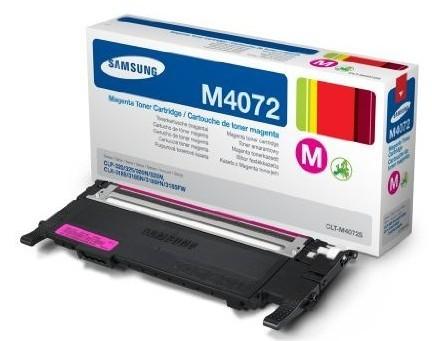 Original Samsung Toner CLT-M4072S magenta - reduziert