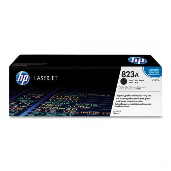Ori. HP Color Laserjet Toner CB380A black - Neu & OVP