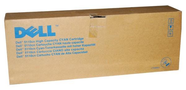Dell GD900 Toner 593-10119 cyan - reduziert