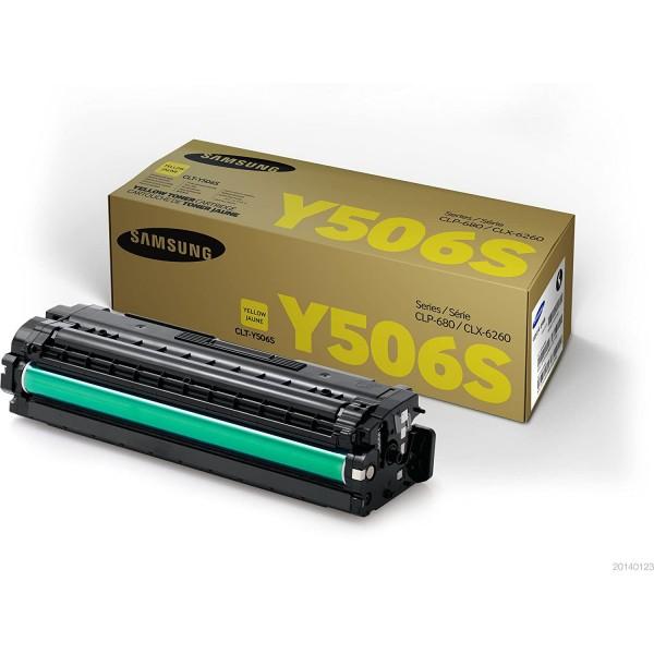Samsung CLT-Y506S/ELS yellow