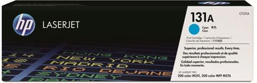 HP Laserjet Toner CF211A cyan