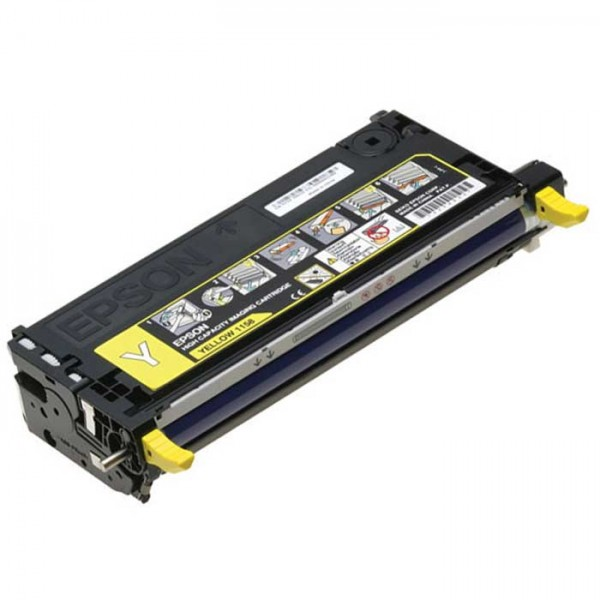 Epson Toner S051158 yellow